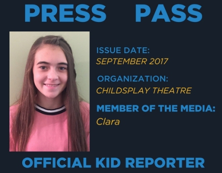 my name is clara and i am the 2017 kid report for a christmas carol i am 12 years old and in 7th grade i like singing dancing and acting
